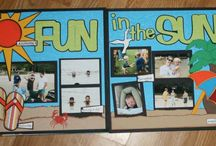 Scrapbook Pages / by Kim Neverouski