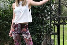 Festival Flares / What to wear to Meredith Music Festival...? FLARES!