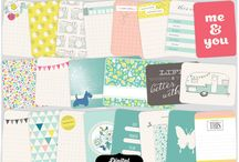Project Life Dear Lizzy Polka Dot Party / by Colleen Hollis 2tinytreasures