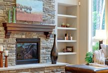 Shist Fireplaces