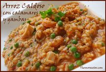 arroces pastas thermomix