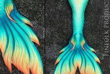 Ocásky mořských pan