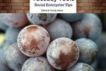Social Enterprise Tools & Tips / Tips and Strategies for Social Entrepreneurs