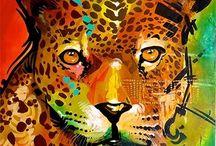 2015 IDEAS. (1st & 4th) Animals - El Dia de los Muertos