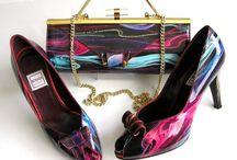 Renata shoes matching bags