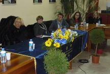 """La FIDAPA presenta """"I miei occhi"""" / Aula Consiliare Comune di Merì 15 dicembre 2013"""