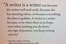 Quotes for Writers / Inspiring quotes for writers