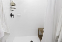 Master Bathrooms Inspirations / Ideas for updating the Master Bathrooms in the future...