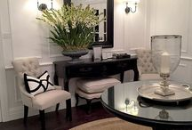 Interior Design Projects / Images from our latest interior design projects in French Country, Hamptons and American styles.