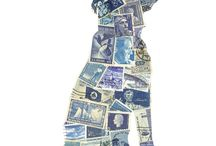 postage stamps / by JoAnne Gilmore