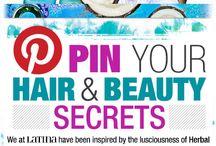 Secretos de belleza / Mis secretos de belleza / by Yadira - El Club de las Diosas
