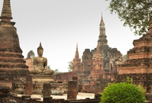Sukhothai / Severní provincie Thajska