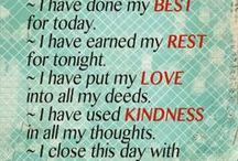 Affirmations / by Teresa Rayburn