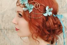 Head Pieces / by Lisa Ellis