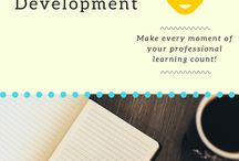 Professional Development / Keep up with your professional learning. Here we'll be posting tips and ideas to make the most of your PD experiences.