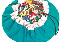 Classic Play&Go / Full & bright colors of the play & go toy bag - playmat