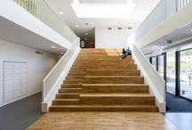 schools - interiors / by cielarchitectes