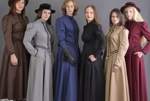 Women's Old West Clothing