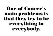 Cancer ♋ / by Ebony Holloman