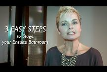 How To 'Stage' your home to sell! / Guest Experts give their practical tips and ideas to stage different rooms in the home as you prepare your home to sell.