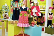 Craft Fair and Market Stall Ideas / Children's and Baby Clothes Display Ideas