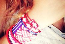 VeLiDi ❤️'s Daily Shoots™ /  HandWoven Boho Fashion Bracelets - Ελληνικά Βραχιόλια Χειροποίητα