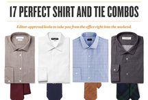 Fashion: Shirt and Tie
