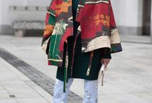 Avant-Garde streestyle outfits