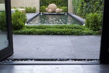 Garden Landscaping & Patios / by Donna M. Cervelli