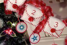 Advent calendar  / advent calendar crafting and inspiration