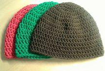 Crochet Hats/Headbands