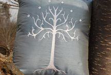 Lord of the Rings Decor