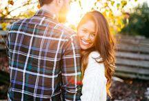 Engagement photoshoot inspiration