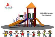 MULTI PLAYSTATION FOR CHILDREN