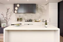 Stone and tiles in kitchens / Pins relating to stone and tiles being used in kitchens