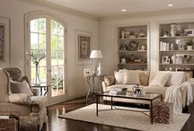 White Rooms  / Love white?  Be inspired by our gallery of white rooms.  / by BEHR®