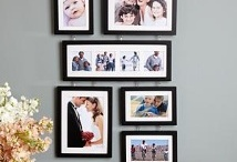 Photo Displays & Photo Ideas / by Michelle Hoffmann