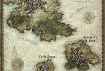 Maps: Overworld