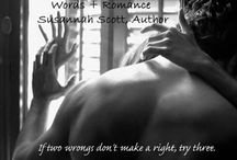 """Love and Romance / I'm a romance author, so I love images that say """"love"""" and """"intimacy."""" That's what there do for me!"""