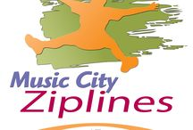 Music City Zip Lines / Music City Zips is Nashvilles most exciting attraction!  Located just minutes from down town music city, at the historic Mansion at Fontanel. Come experience and outdoor adventure that will leave you wanting more.