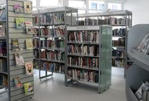 Library Design / Library Fixtures | Library Shelving | Library Display | Library Furniture | Library Design | Design & Manufacture by the worlds leading shop equipment and solutions provider | HMY Group, your global shopfitting partner
