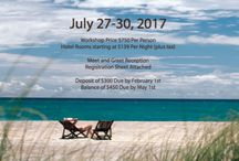 Poetry By the Sea Retreat 2017 / Join us by the sea at the Jupiter Beach Resort and Spa from July 27-July 30, 2017.  Registration is now open.  Email FindAPoem@gmail.com for more information or to get registered.