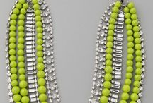 Necklaces and baubbles  / by Dianna Banning