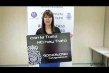 #Contralatrata #ContralatrataNohaytrato Contra la explotación sexual / Mabel Lozano @LozanoMabel se une a la campaña de la Policia Nacional  #CNP #contralatrata #ConLaTrataNoHayTrato … http://wp.me/p2n0O4-2UD