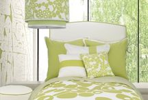 Decorate in Colour / Walls, lighting, bedding and more.  For babies to tweens.