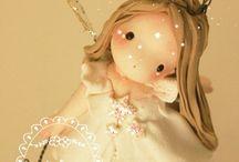 Bambole di porcellana / Bambole di porcellana