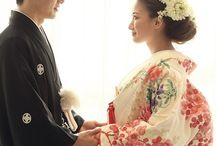 Japanese wedding hair