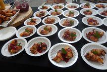 Tapas BBQ / Kleine, gezellige en culinaire hapjes van de bbq