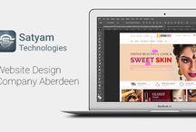 Website Design Company Aberdeen
