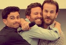 Matt, Richard & Rob